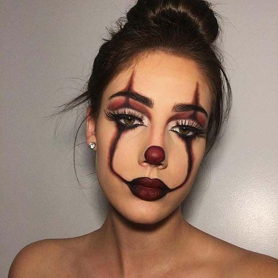 makeup clovn
